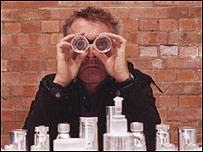 Damien Hirst, artista británico