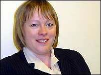 Disability minister Maria Eagle