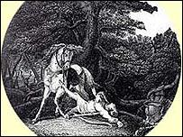 Cмерть Вильгельма 'Рыжего'
