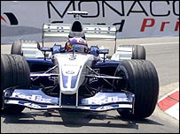 Juan Pablo Montoya took an impressive victory in Monaco
