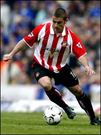 Southampton's new striker Kevin Phillips
