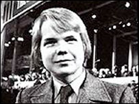 William Hague in Blackpool in 1977