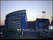The Mets' Shea Stadium