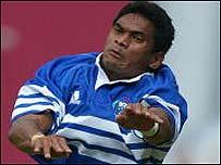 Samoa captain Semo Sititi