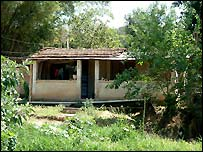 Traditional Quilombo house