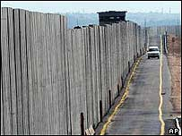 Israel's barrier