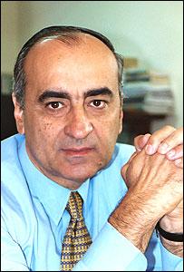 Luis Fernando Cruz, presidente ejecutivo de la Fundaci�n Carvajal