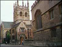 Merton College. Oxford