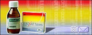 Seroxat packets