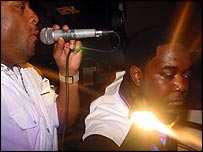 Seani B and Robbo Ranx live from Asylum Night Club in Jamaica