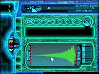Music 300 screenshot