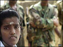 Tamil fighters