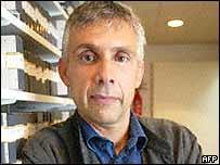 Journalist Daniel Schneidermann