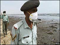 Police patrol Karachi beaches