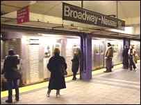 Нью-йоркская подземка
