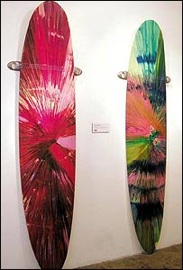 Hirst boards