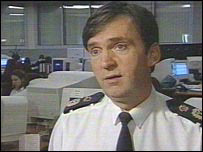 Ken Jones, Chief Constable of Sussex Police