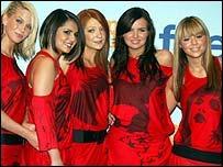 Popstars winners Girls Aloud
