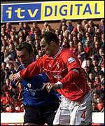 Nottingham Forest v Crewe