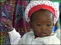 Zambian orphan