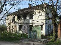 Английский дом в Грозном