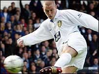 Seth Johnson scored twice for Leeds