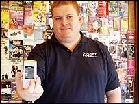 Alan Ogilvie, Pocket Video's director