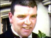 Danny McGurk: Murder victim