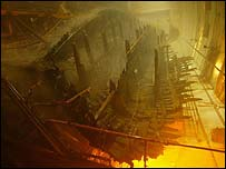 Mary Rose ship