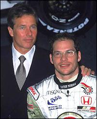 Villeneuve's close friend is sacked as BAR prinicipal
