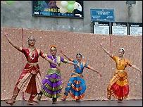 Dancers in Manhattan
