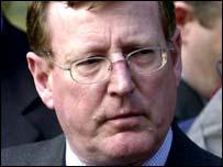 David Trimble: Murder was