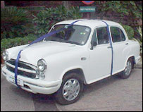 New Hindustan Motors model for Ambassador