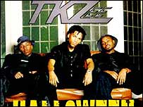 Album cover for Kwaito group, TKZee