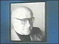 Antanas Rekasius (image: Lithuanian TV)