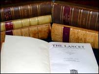 Lancet volumes