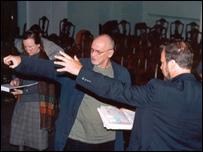 Подготовка к премьере (фото с официального сайта Большого театра)