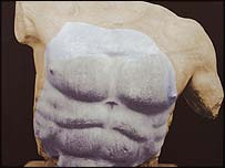 Elgin Marbles Poseidon Sculpture