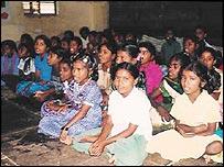 Classroom in Magadi