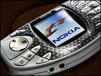 The N-gage phone