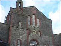 Lewes prision