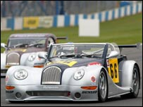 Morgan's racing  Aero 8 GT