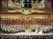 Ceremonia de entrega del Nobel (fotos gentiliza de Fundación Nobel)