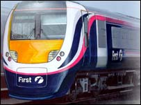 New Trans-Pennine train