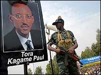 Vote Kagame