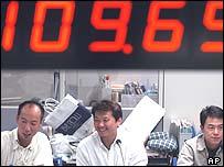 Yen traders