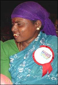 Chinnaputti of the Sholaga people