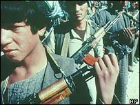 General Dostum's militia