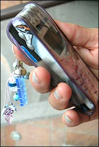 Mobile in Malaysia (Image: Genevieve Bell)