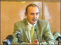 Первый вице-губернатор Сахалинской области Иван Малахов
